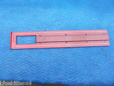 1978 CONTINENTAL TOWNCAR TAILLIGHT PANEL LEFT LENS OEM USED EDGE CRACK 1977 1979