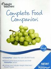 B005L9B7ES Weight Watchers Complete Food Companion 2010
