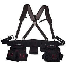 Husky Framer's Suspension Rig Professional Tool Belt Adjustable for Custom Fit