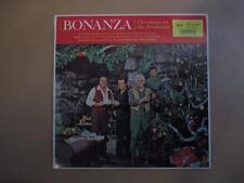 Bonanza, Christmas on the Ponderosa, TV soundtrack, rare Australian pressing
