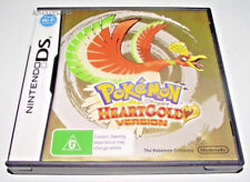Pokemon Heartgold Version Nintendo DS 2DS 3DS Game *Complete* No Pokewalker