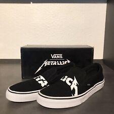 Vans Metallica Slip On