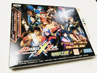 Project X Zone Nintendo 3DS Limited item Rough Box Release 2016 import Japan