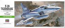 Hasegawa 1/72 Northrop F-20 Tigershark #B3 (00233)