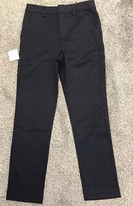 Debenhams Boys Slim Fit School Trousers X1. Blue, Age 12. Like Marks, BNWT