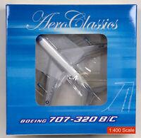 AeroClassics Air Force One Boeing 707-320B/C '27000' 1/400 Scale Diecast Model