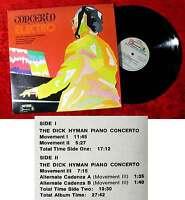 LP Dick Hyman: Concerto Electro (Command 951-S) US