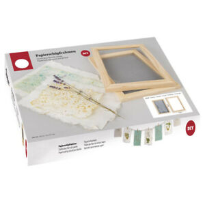 Papermaking Mould and Deckle - Craft for Adults