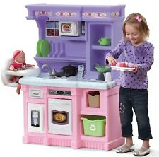 Step2 Little Bakers Kids Play Pretend Preschool Kitchen Food 30-Piece Playset
