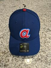 Atlanta Braves Hat Nike Royal Classic 99 Wool Structured Performance Adjustable