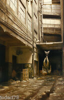 Jeremy Geddes *WARMER AIR* Signed & Numbered Giclee Print Cosmonaut Street