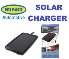 Anillo RSP240 2.4 W Batería Solar Cargador/Mantenedor Coche Barco Caravana Autocaravana