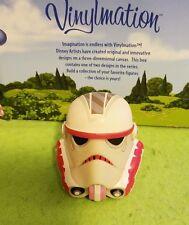 """Disney Vinylmation 2.5"""" Park Set 2 Star Wars Stormtrooper Legion Snow Speeder"""