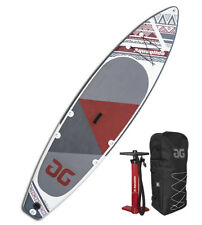 "2018 Aquaglide Cascade 12'0"" Hi-Pressure Inflatable Standup Paddle Board SUP"