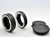 ASAHI PENTAX Extension Tube Ring No.1, 2 Set from Japan