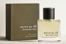 Abercrombie & Fitch Batch No. 46 Cologne 1.7 Fl. Oz. 50 mL New Like Ruehl no 925