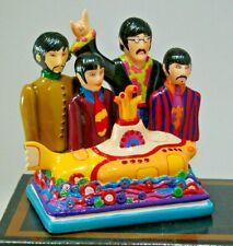 Yellow Submarine Figure Statue Gartlan USA 1999 MIB Beatles Last 1