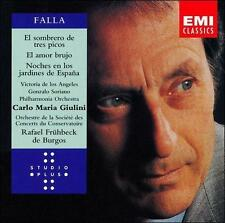 de Falla: El Amor Brujo / Sombrero de tres picos (Three-Cornered Hat) / Noches e
