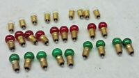 AMERICAN FLYER  27 COOLER 18 VOLT SWITCH  BULBS  4 CONTROLS AND 8 SWITCHES PLUS