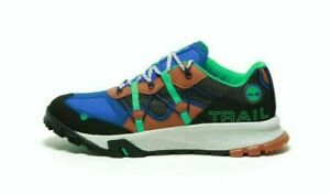 Timberland Garrison Trail Low Men's Multicolor Hiking Sneakers Shoes Size 11.5M