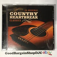 Various Artists - Country Heartbreak (CD, 2012) *New & Unsealed*