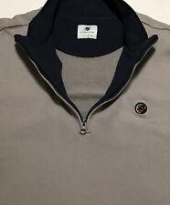 Southern Proper Men's 1/4 Zipper Gray Sweater Sz XL