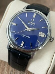 Omega Seamaster De Ville Vintage Men's Watch 1963, Serviced + Warranty