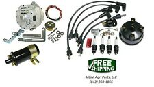 Alternator Conversion Kit & Ignition Tune up Ford 8N Tractor Side Distributor