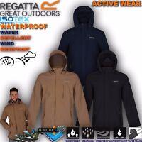 Regatta Jacket Mens Northfield Waterproof Breathable Outdoor Hiking Work Hoodie