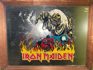 Iron Maiden Mirror 1982