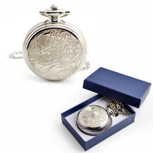 DOCTOR WHO - 10th Doctor Fob Pocket Watch