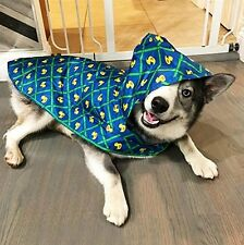 RC Pet Products Packable Dog Rain Poncho, Rubber Ducky, X-Large, New, Free Ship