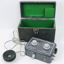 AMBCO Otometer Screening Audiometer Model 600 portable Hearing Tester Parts Only