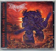 Dismember - massive Killing Capacity CD