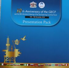 Trinidad & Tobago Energy Gas Conference GECF 2018 Official Presentation Pack