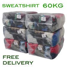 60Kg Bag Of Rags Coloured Sweatshirt Wiper Garage Wiping Polishing Cloth