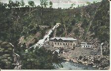 ELECTRIC POWER HOUSE LAUNCESTON TASMANIA POSTCARD