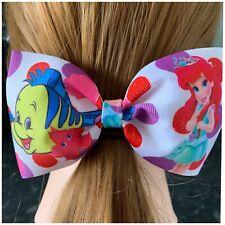 """Enchantimal  hair bow 5/"""" on a clip"""