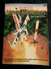 Vintage 1985 Second Stage Advanced Model Rocketry Magazine - Star Wars X-Wing
