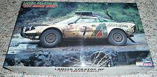Hasegawa 1/24 Lancia Stratos HF 1977 Safari Rally