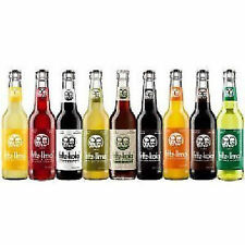 9 Flaschen Fritz Cola - Limo Brause a 0,33L 9 Sorten Mix inc. 0,72€ Pf