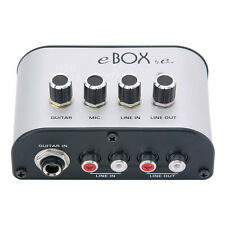 ELECA Audio/USB interface box with USB cable