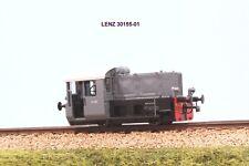D 213 FS LENZ BLACKSTAR 30155-01 FS locomotiva diesel   Kof 4082  grigio delta