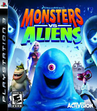 Monsters vs. Aliens PS3 New Playstation 3