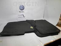 Kit Set Mats Full Footmats Carpets Original Volkswagen VW Polo Shirt