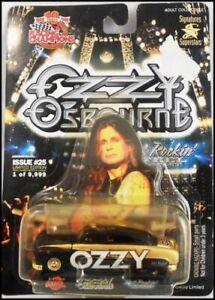 "Racing Champions ""Ozzy Osbourne"" (1999) ""Hot Rockin' ""New"" Excellent!"