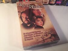 Secret Of The Andes Rare Sealed Family Fantasy Adventure VHS 1999 OOP HTF