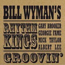 BILL WYMAN/BILL WYMAN'S RHYTHM KINGS - GROOVIN' NEW CD