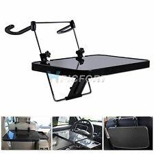 New Auto Car Vehicle Part Travel Folding Holder Tray Table Desk Computer Laptop
