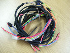 Farmall 966 Diesel Tractor Main Wiring Harness - 6 Harnesses Included